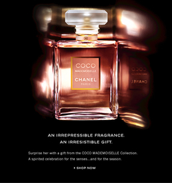 Chanel - Coco Mademoiselle.