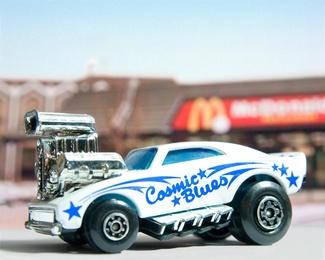 Fast Food, Fast Cars 2