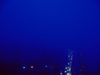 Blue Fog 525