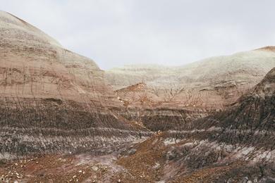 Painted Desert Study VIII