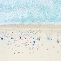 Laying Out - Santa Monica Beach