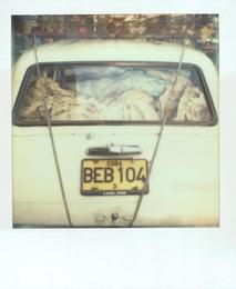 Polaroid in Cuba 1