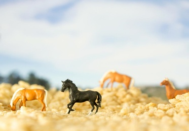 Cereal - Horses 1