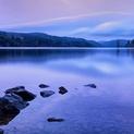 Dawn at Lake Vernwy