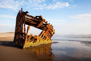 Peter Iredale  I