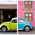 Punch Buggy #6 - Diptych Facemount