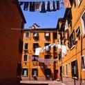 Washing, Venice, Italy