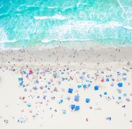 Lifeguard's Watch - Santa Monica Beach
