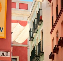 Sevilla Streets