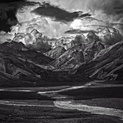 Denali |1 Mountain Range, Braided River |Alaska