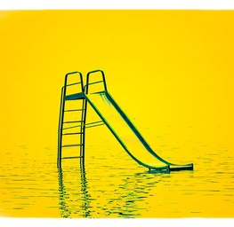 Water Slide Study I