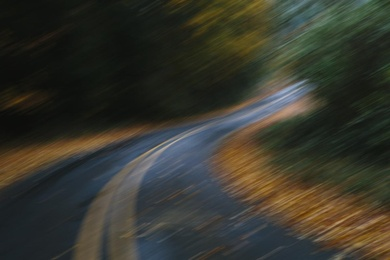 Road Abstract II