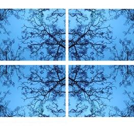 Blue Trees #9