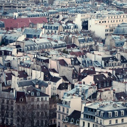 Paris Rooftop VI