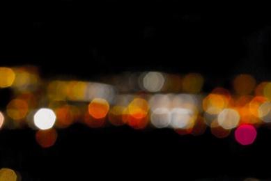 Urban Night: Bokeh 6
