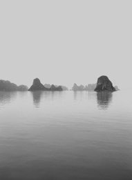 Islets, Ha Long Bay, Vietnam