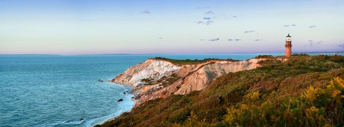 Aquinnah Cliffs - Marthas Vineyard