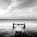 Dock, St. George's Harbor, Bermuda