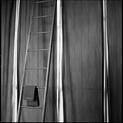 Ladder Inside Havana Lighthouse