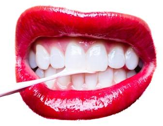 Biting Gum