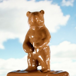 Chocolate Bear 2