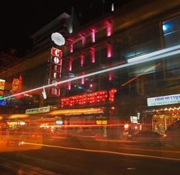 Frantic Bangkok