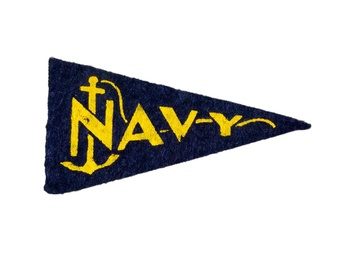 Navy Pennant #1