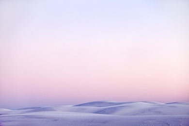 White Sands Sunrise 2