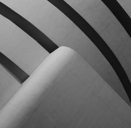 Guggenheim New York Spiral Detail