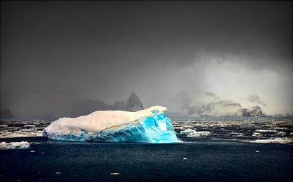 Elephant Island Iceberg