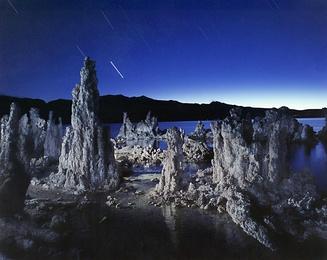 Mono Lake Moonrise