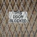 This Door Blocked II