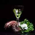 Octopus & Goblet