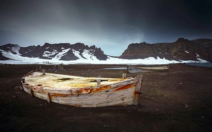 Deception Water Boat