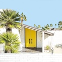 The Real Yellow Doors of Palm Springs