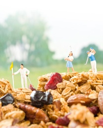 Granola Golfers