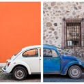 Punch Buggy #5 - Diptych Facemount