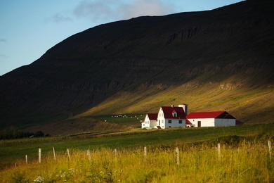 Northern Iceland Farmstead