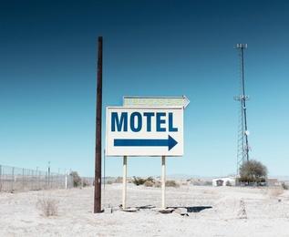 Motel, 3 Blocks East