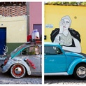 Punch Buggy #7 - Diptych Facemount