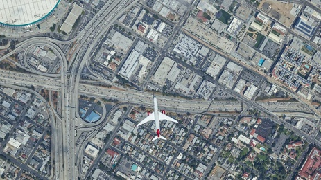 Virgin Atlantic en Route - Los Angeles