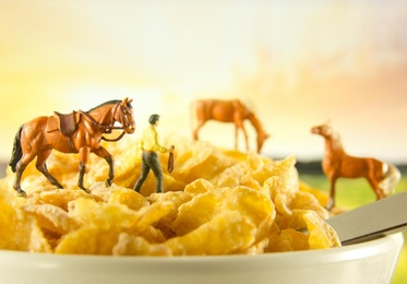 Cereal - Horses 4