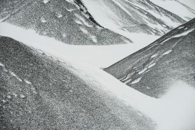 Stark Snowscape #4