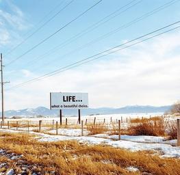 Sign - Belgrade, Montana