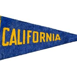 California Pennant #1