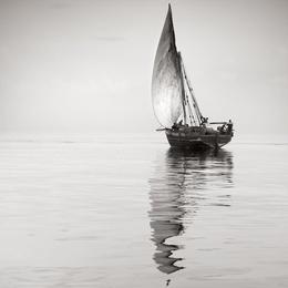 Dhow, Indian Ocean
