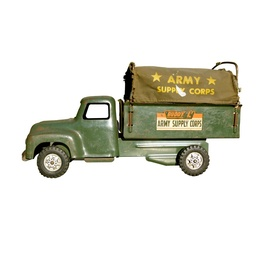Buddy L Army Supply Corps Car