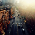Above Chinatown - Two Bridge Street - New York City