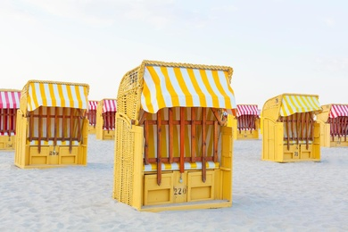 Strandkorbe IV