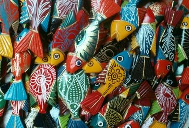 Wooden Fish